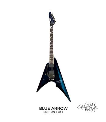 nft-collection-blue-arrow