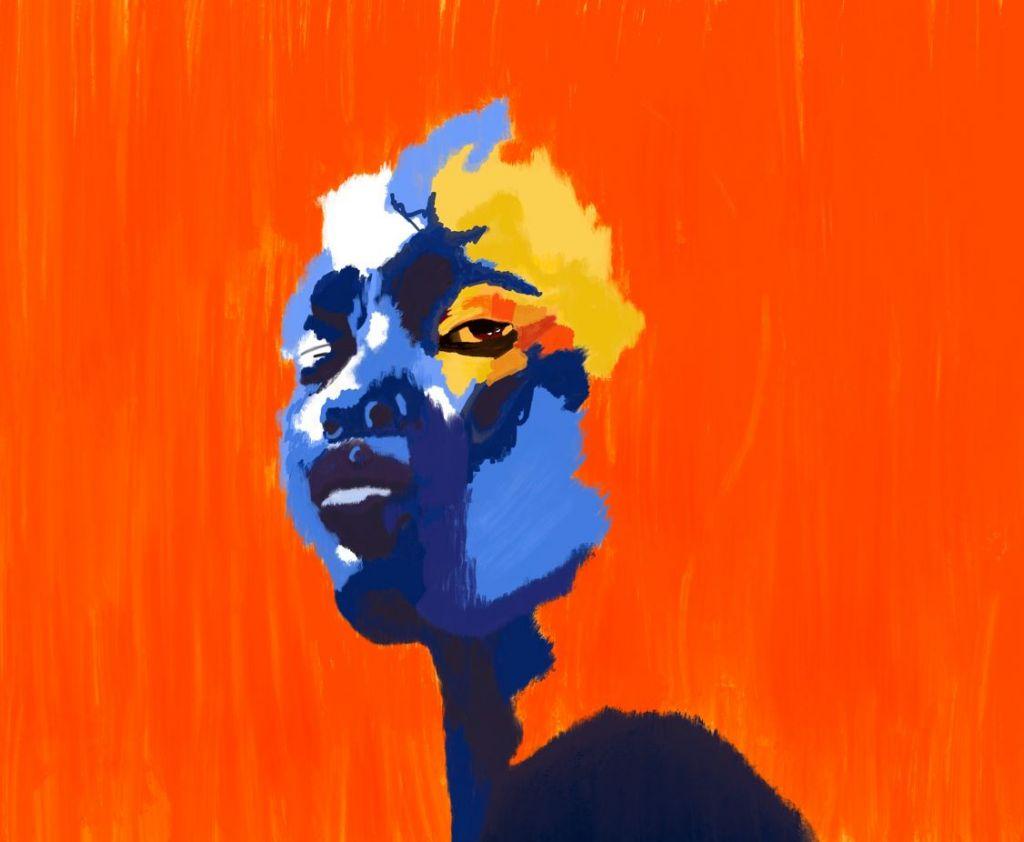 African Ink Art NFT - 1 edition